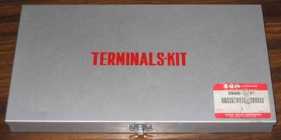 OEM electrical terminal kit