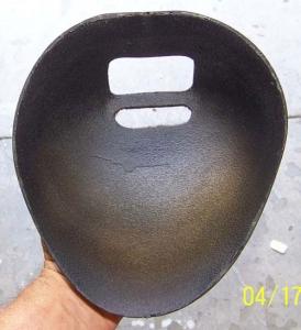 Headlight vibration dampener