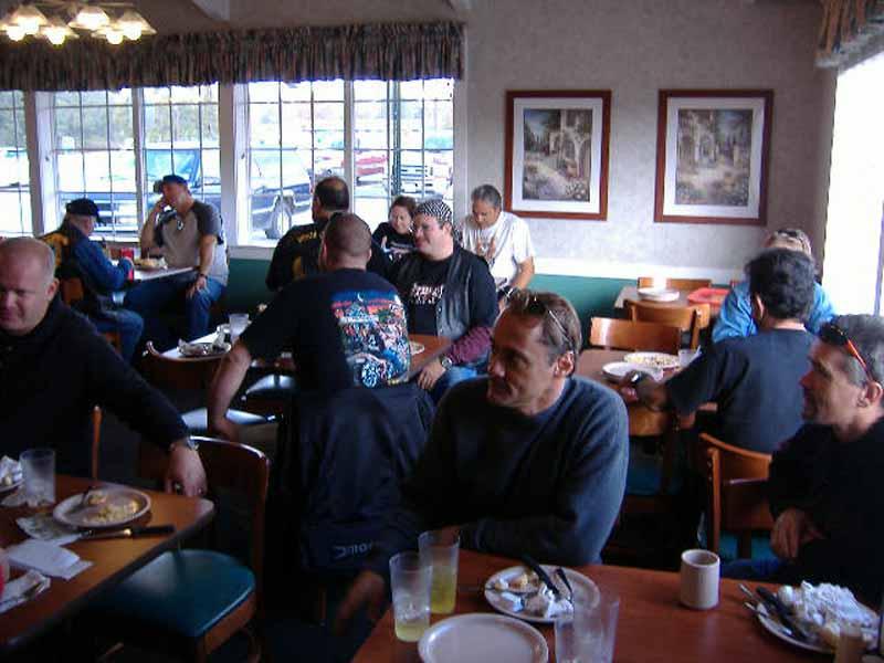 December 2007 Meet & Greet