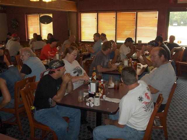 August 2007 Meet & Greet
