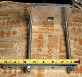 Fork spring compressor