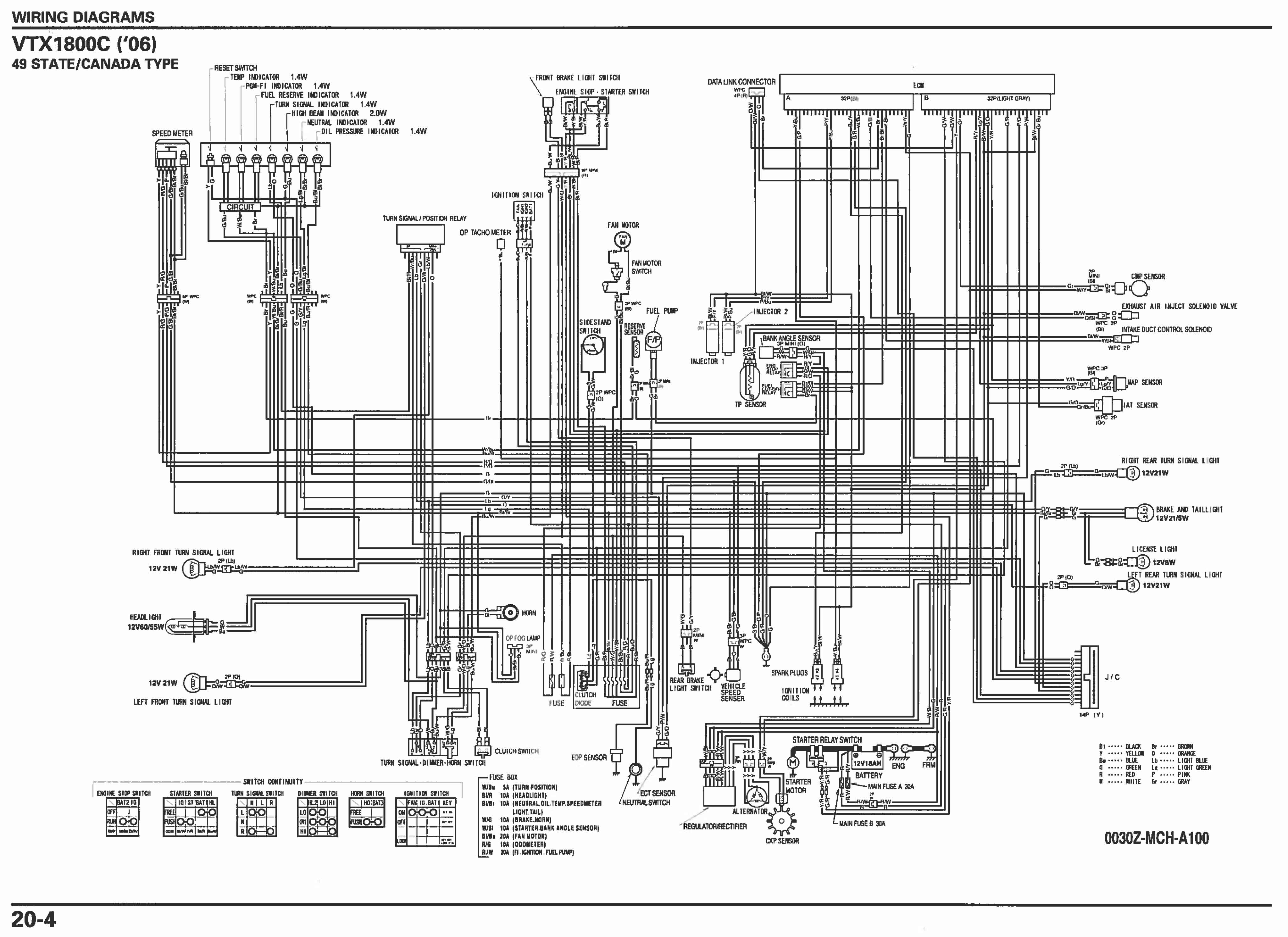 vtx 1300 wiring diagram vtx image wiring diagram motorcycle wire schematics bareass choppers motorcycle tech pages