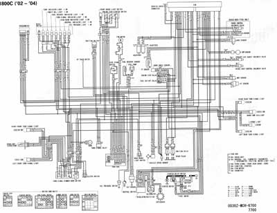 Motorcycle Wire Schematics on led strip wiring