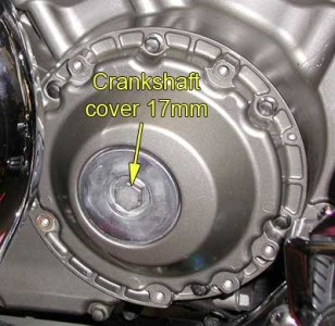 Crankshaft cover