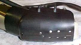 Modified fuel pickup rubber boot