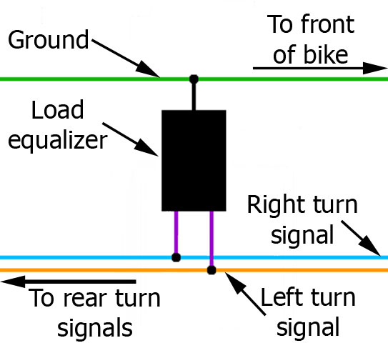 Motorcycle Turn Signal Wiring Headlight Relay Diagram New Flasher further Pin Latching Relay Wiring Diagram Within Bosch as well Wiring Diagram For Off Road Lights Of Car Signal Light Wiring Diagram together with Led Brake Light Wiring Diagram Of Harley Davidson Tail Light Wiring Diagram also Schematic. on motorcycle led turn signal wiring diagram