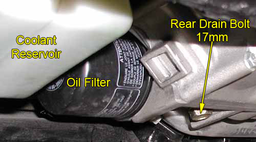 Changing Engine Oil (VTX) « Bareass Choppers Motorcycle Tech